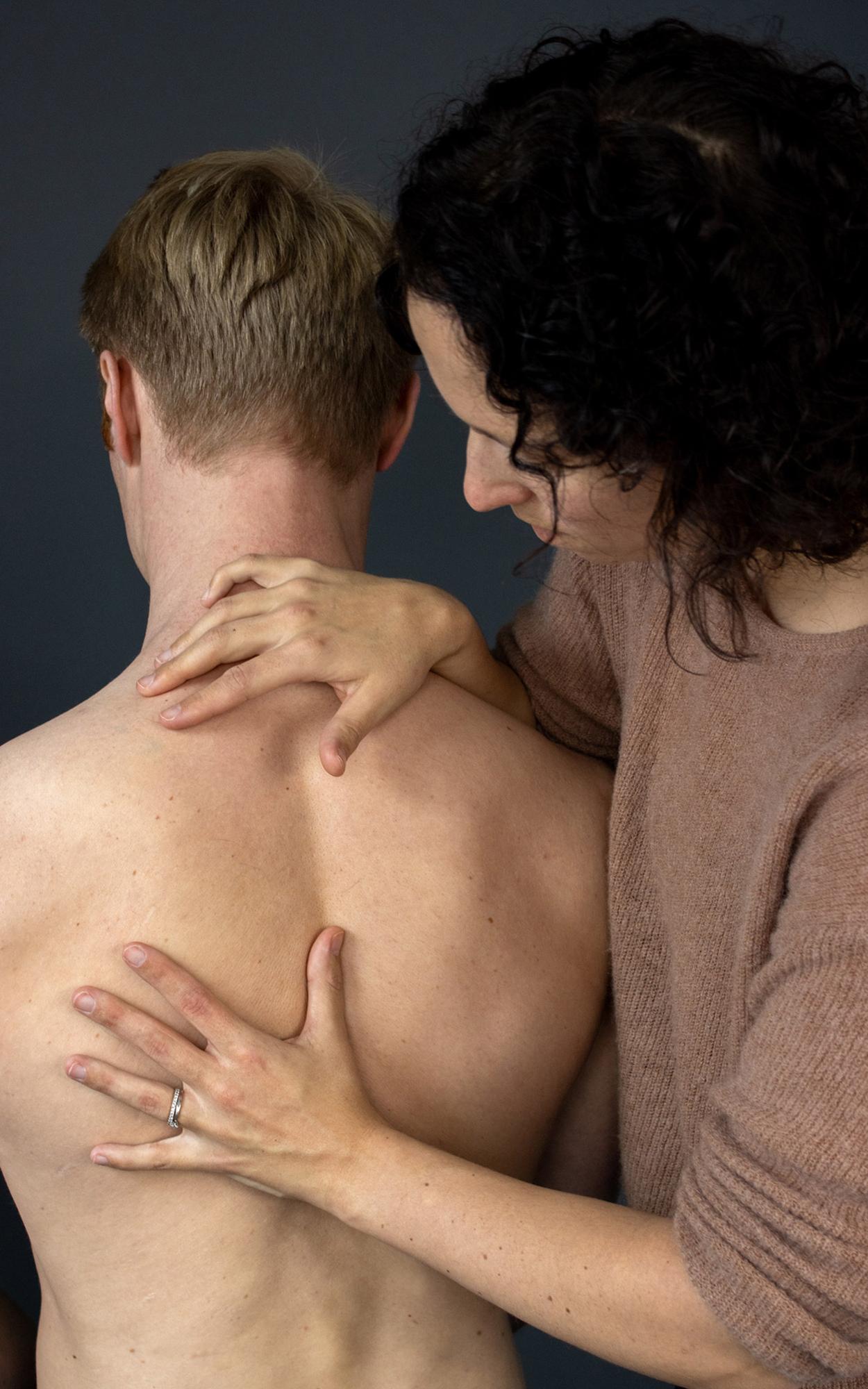 osteopaat Lieselotte Steelant actie